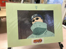 NARUTO OFFICIAL SHINO ABURAME ANIME CEL REP SERICEL
