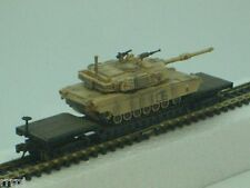 """CAN.DO  1:144 SCALE  """"MILITARY  M1A1/A2  ABRAMS  TANK""""   POCKET ARMY  #20041-C"""