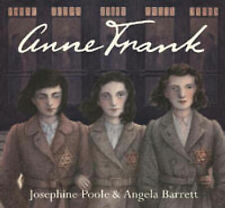 Anne Frank by Josephine Poole (Paperback, 2007)
