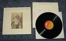 "LP PAUL SIMON: still crazy after all these years (""50 ways to leave your lover"")"