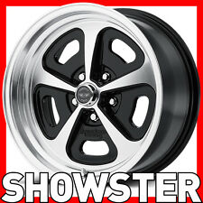"""17x7 17x8 17"""" American Racing wheels VN501 Ford Mustang 65 66 67 68 69 70 Magnum"""