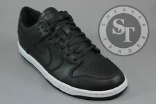 NIKE NIKELAB DUNK LUX LOW 857587-001 BLACK WHITE DS SIZE: 11