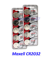 CR2032 Lithium Battery 3V Fresh Expire 2022 pack 10 pcs