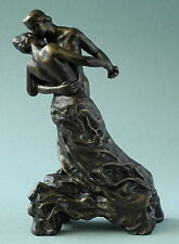 "CAMILLE CLAUDEL - Museums Skulptur in Geschenkarton - ""La Valse - The Waltz"""