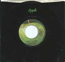 "BEATLES  70s Apple issue 7""  TICKET TO RIDE w/Eight Arms To Hold You designatin"