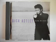 RICK ASTLEY : BODY AND SOUL ||  CD ALBUM | PORT 0€