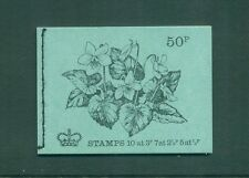 Great Britain 50p Deadly Nightshade Flowers November 1972  DT8