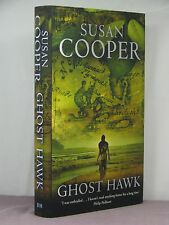 1st UK, signed by the author, Ghost Hawk by Susan Cooper (2013)