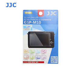 JJC GSP-M10 Optical GLASS LCD Screen Protector Film fr Canon M10 M3 M5 camera M1