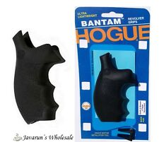Hogue Smith & Wesson K or L Revolver Round Butt Rubber Bantam Grip S & W 581 586