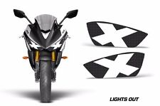 AMR Racing Head Light Eyes Yamaha R3 2015 Street Bike Headlight Parts LIGHTS OUT