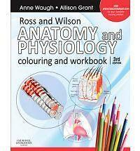 Ross and Wilson Anatomy and Physiology Colouring and Workbook by Anne Waugh,