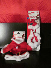 10 Christmas Santa Suits For Dogs Dog Santa Suit NWT Size Small