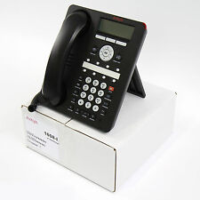 Avaya 1608-I Text Black VoIP IP Office Telephone - Top Refurb - Huge Supply