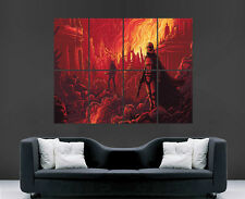 STAR WARS POSTER STORMTROOPER FIRE GIANT LARGE WALL ART POSTER PICTURE BIG