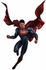 Superman. el Hombre de Acero cáscara y palillo gigante etiqueta de la Pared Apliques De Artículo Oficial.