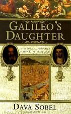 Galileo's Daughter: A Historical Memoir of Science, Faith, and Love-ExLibrary