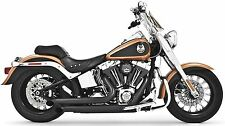 Freedom Performance - HD00005 - Declaration Turn-Out Exhaust System, Black~