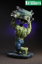 Incredible Hulk Movie Fine Art Statue New Sealed HTF