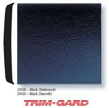 "2"" x 50'  Universal Embossed Black Body Side Molding"