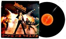 JUDAS PRIEST Unleashed In The East ( Live In Japan) LP COLUMBIA US 1979 PROMO NM