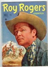 1951 Dell Comic #38 ROY ROGERS Comics VG/FN!!!