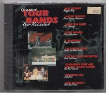 GREATEST TOUR BANDS EVER RECORDED CD FACTORY SEALED