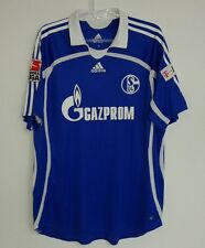 SCHALKE 04 GELSENKIRCHEN GERMANY JERSEY SHIRT MATCH WORN