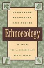 Ethnoecology: Knowledge, Resources, and Rights-ExLibrary