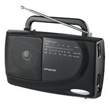 Polaroid Portable FM/AM Radio