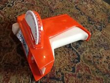 VINTAGE DYMO LABELER MODEL 1780 ORANGE