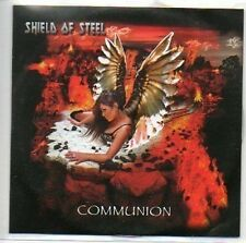 (N990) Shield of Steel, Communion - DJ CD