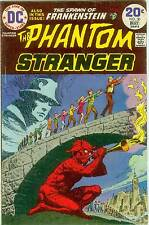 The Phantom Stranger # 30 (also Spawn of Frankenstein) (USA,1974)