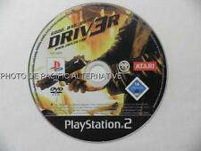 En Loose Jeu DRIVER 3 playstation 2 PS2 sony francais course race action vintage