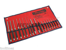 18pc Pin Punch Set Drive Pin For Bearings Parallel 1.5mm to 9.5mm  1920