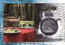 Harry Potter Heroes & Villains Chicken Foot Goblet Base Ci4 Incentive Prop Card