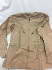 Eagle Industries CWU-27/P Shirt Flight Suit Tan Nomex Aircrew PJ Pilot L/L
