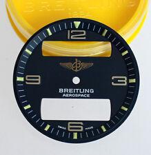 Breitling Professional Series Aerospace (85-95) eta 998.332 Quadrante Dial NOS
