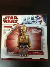 Star Wars Kubrick DX Series 1 C-3PO & SALACIOUS Crumb + Bonus NEW