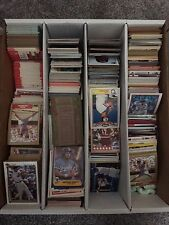Gigantic Sports & Baseball Card Collection Liquidation Lot High Book eBay Value