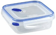 Sterilite 2 Pack, Ultra-Seal, 4.0 Cup, Square Food Container