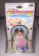 CUPCAKES COTTON CANDY | CANDY FLUFF DOLL | TONKA KENNER 1991 | NEW SEALED #8720
