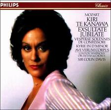 Mozart: Exsultate, Jubilate (CD, Nov-1985, Philips) (cd2106)