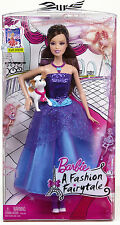 BARBIE A FASHION FAIRYTALE MARIE ALECIA DOLL W/ PET *NEW*