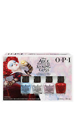 NEW OPI Brights Alice - Mini 4-Pack