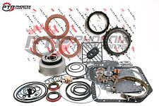 Turbo 350 Transmission High Performance Rebuild Kit 69-79 Level 4 Stage 1 Chevy