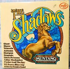 "The Shadows 'Mustang' 1972 Vintage/Retro 12"" Vinyl Record LP"