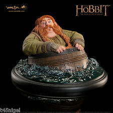 WETA - The Hobbit: The Desolation of Smaug  Bombur the Dwarf Barrel Rider Figure