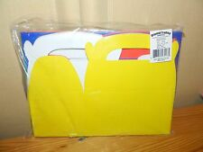Lot of 12 Primary Color TREAT BOXES Oriental Trading Company* NEW
