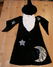 New Pottery Barn Kids WIZARD Magician Costume Kids Size 2T-3T